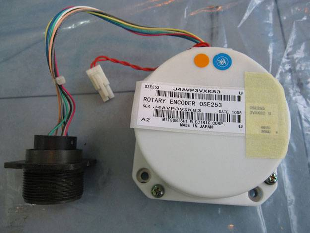 New Mitsubishi Encoder (OSE253) $680/USD