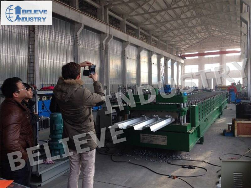 Sell Metal Deck Roll Forming Machine