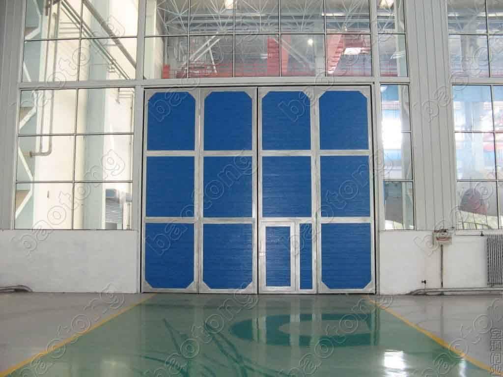 Horizontal Bi-folding Door