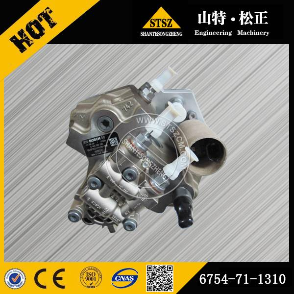 komatsu excavator PC220-8 fuel injection pump 6754-71-1310
