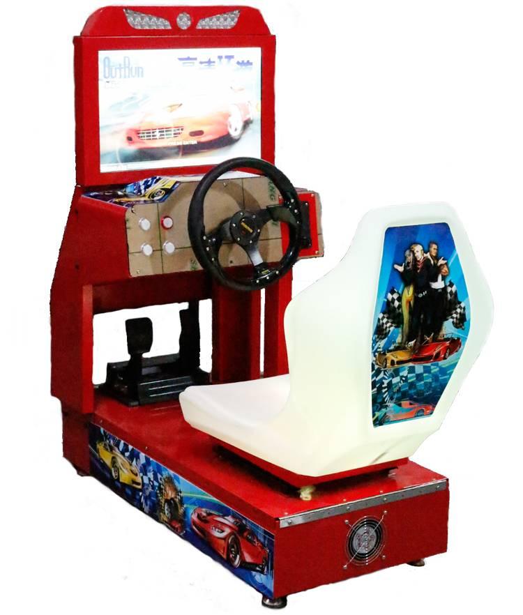 Simulator game machine 22LCD Outrun Racing Game Machine