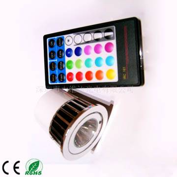 5W MR16-RGB-2 LED Color Changing