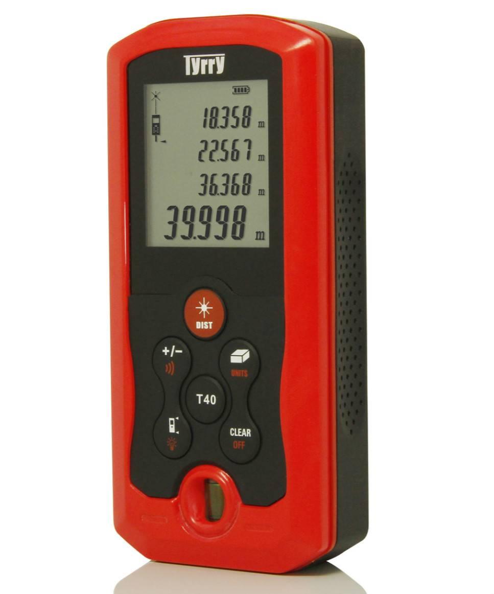 Hand laser range finder T40m