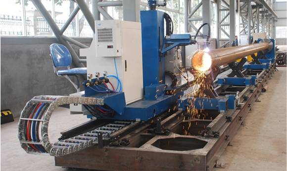 flame cutting machine and plasma cutting machine