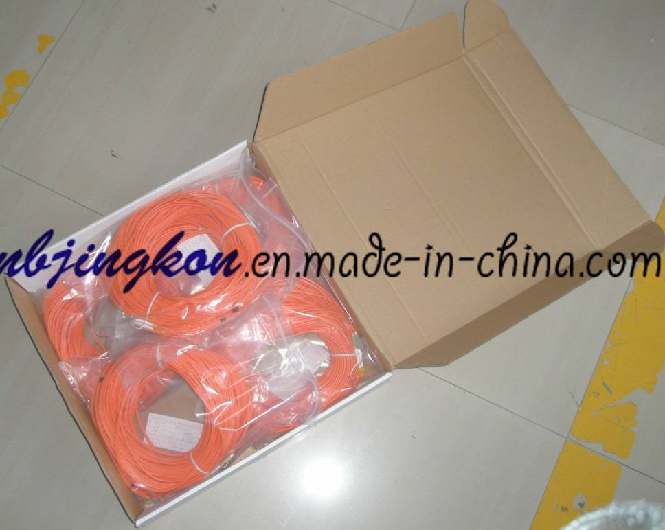Fiber Optic Patch Cord-LC/UPC Patch Cord-OM2 Duplex
