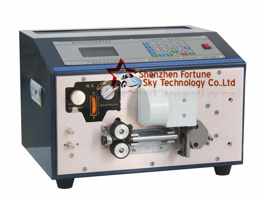 Automatic Wire Cut Strip Bending Machine