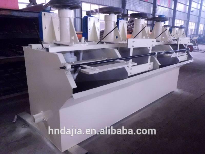 Professional manufacturer flotation separator copper ore concentration plant