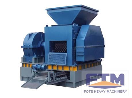 Nonferrous metals briquetting machine