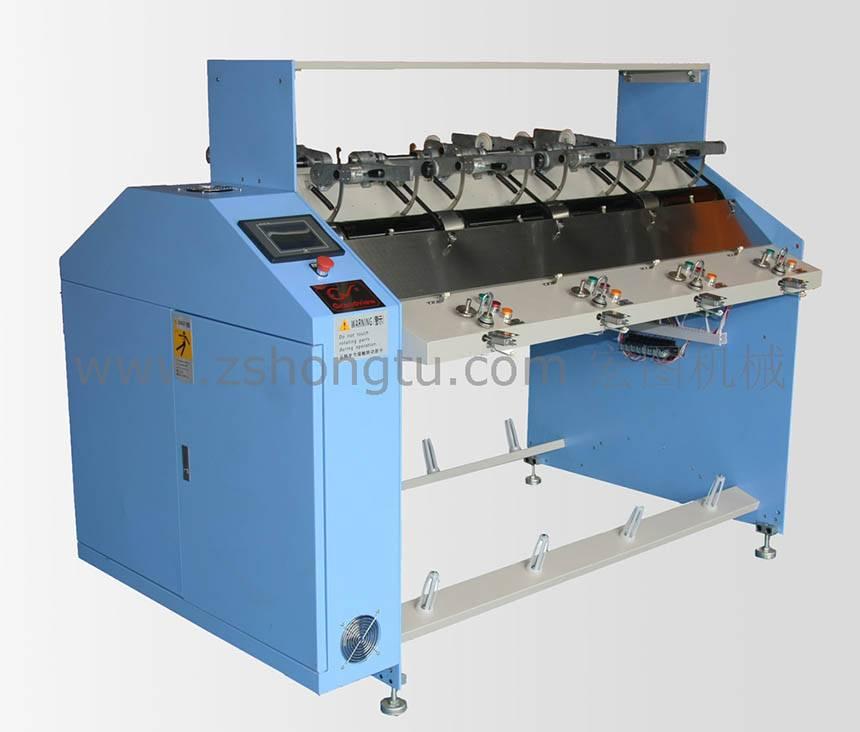 Cone winding machine-GV1000 cone to cone winding machine