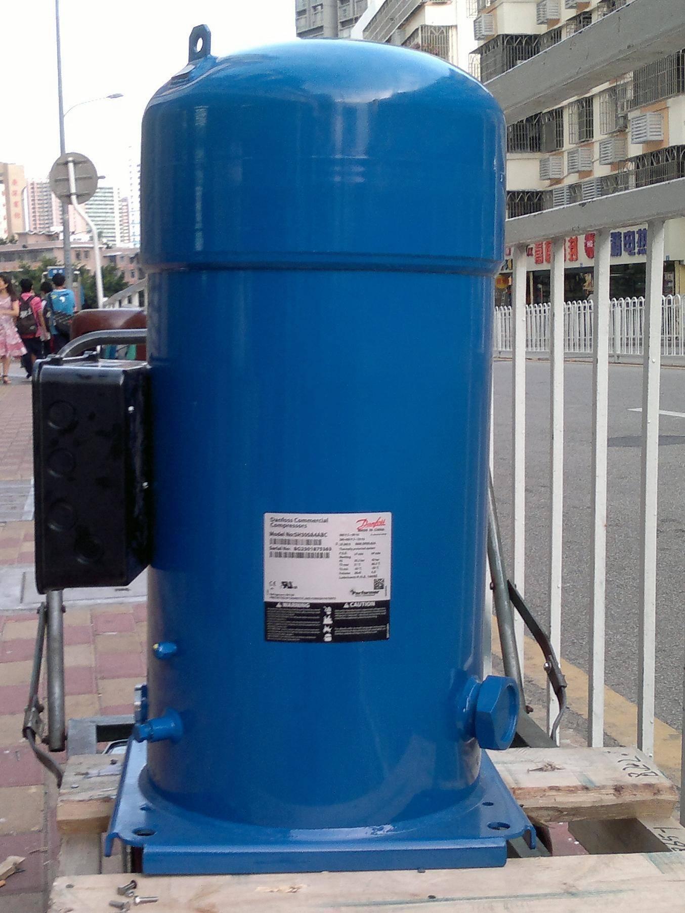 Danfoss Performer Air Conditioning Scroll Compressors