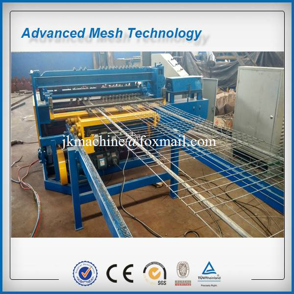 Steel Wire Mesh Welding Machines for Making Poultry Cage Mesh