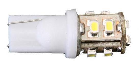 Sell led car lightings T10 168 194 Car White 10 LED SMD Light Bulb Lamp 12V