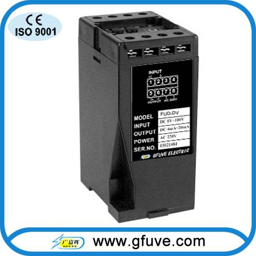 DC Current / Voltage Transducer