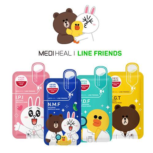 Mediheal Mask Pack