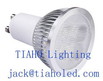led spotlight gu10 mr16 bulb e14 e27 4w dimmable