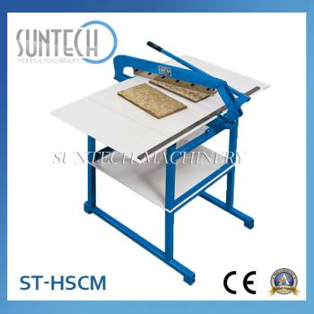 Low Price Fabric Sample Cutting Machine (Hand type)