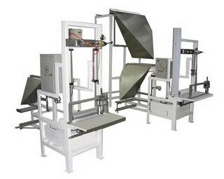 External 4 Ply Gauze Folding and Rolling Machine