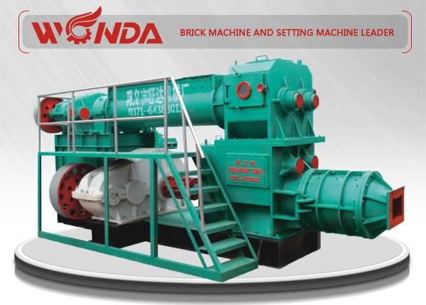 Brick Extruder JZK50/50-3.5 Brick Making Machine