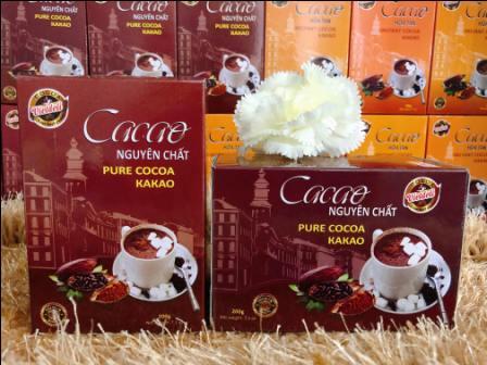 Sell PURE COCOA POWDER - 200g/Box - Viet Deli Coffee Co., Ltd