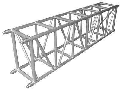 6082t6 Aluminum Rectangle Truss