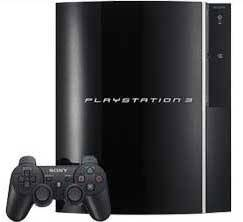 Sony PlayStation 3 - Game console - 40GB (black)