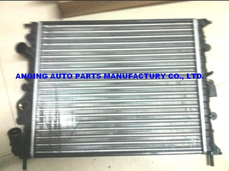 auto Aluminum radiator for Dacia 7700838134