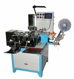 Ultrasonic Multi-Function Label Cutting and Folding Machine (HY-586U)
