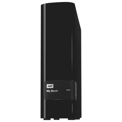Western Digital WD 6TB/4TB My Book Desktop Storage External Hard Drive Disk HDD