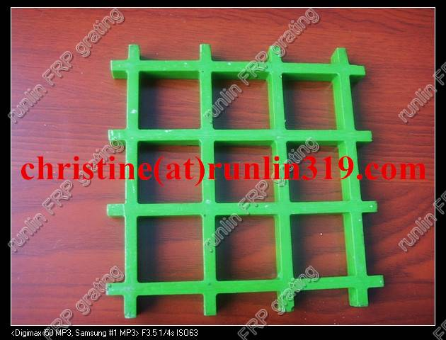 15 to 63mm Fiberglass frp grp grating mold and pultrusion price 2014