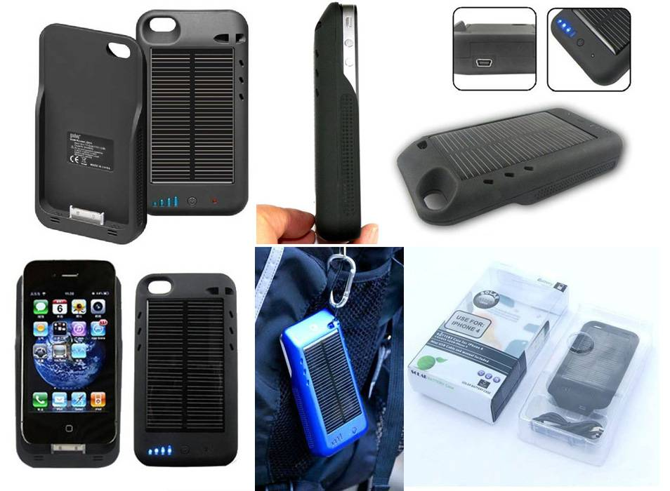 2400mAh battery case charger for iPhone4