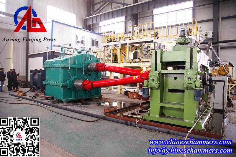 Skew Rolling Mill Machine