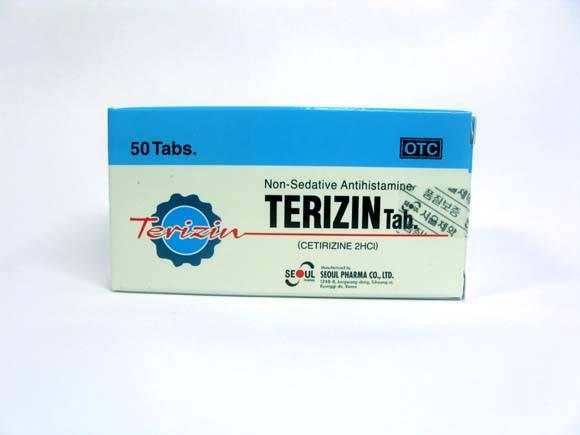 Medicine (TERIZIN Tab)