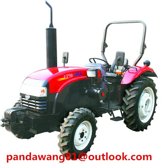 YTO 40horsepower Four-Wheel Dive Tractor hot sale