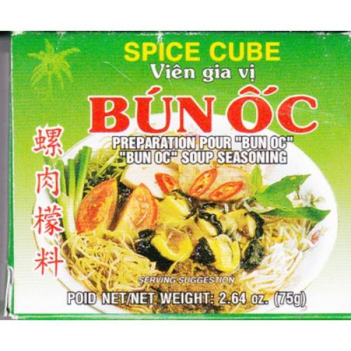 Snail rice noodles Spice Cubes