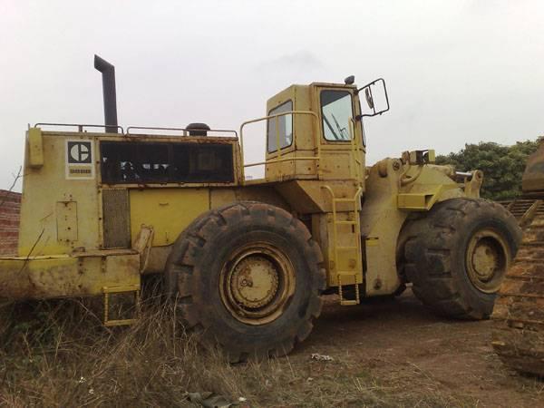 used caterpillar 988B wheel loader