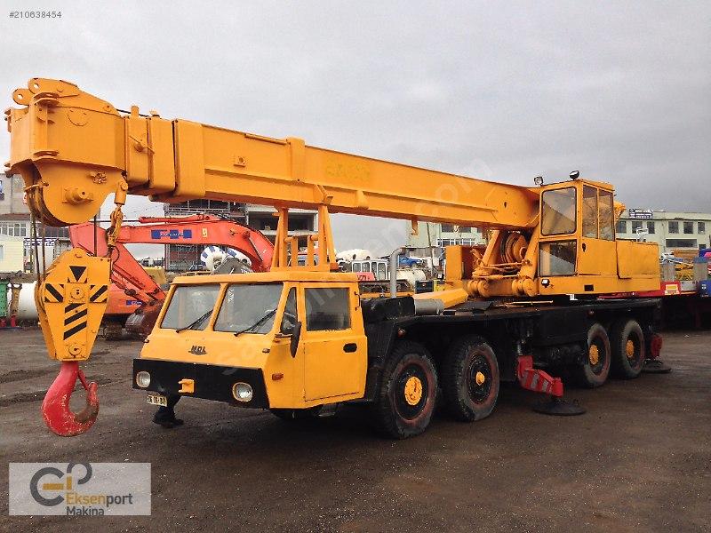 Sell PH Mobile Crane 50 TONNES-USD 18.950