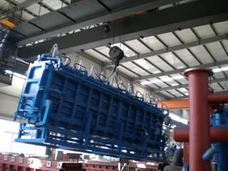 eps block molding machine