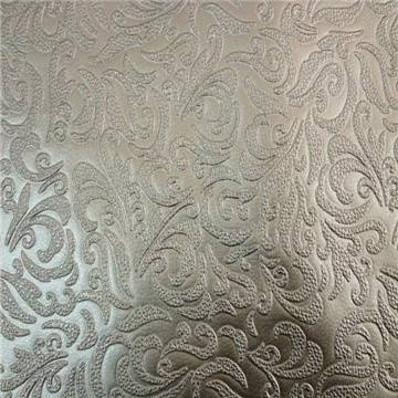 PU PVC Leather for Upholstery Decoration