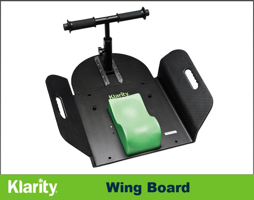 Klarity Wing Board Radiotherapy Immobilization Device