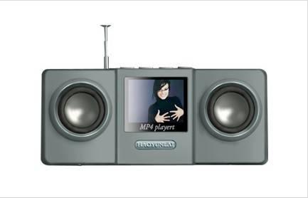 Digital Video Boombox