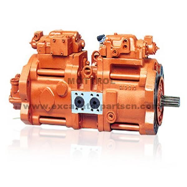 Sell Hydraulic Main Pump ,Hdydraulic system, excavator parts, K3V112 , T5V , HPV116.
