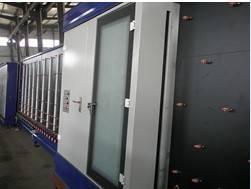 Aluminum Double Glazed Windows Machine