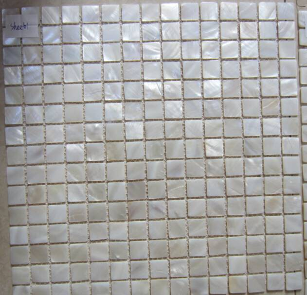 Best selling mother of pearl tiles