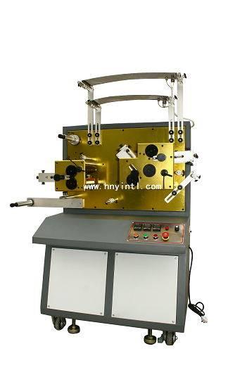HY2001 High Speed Flexo Printing Machine