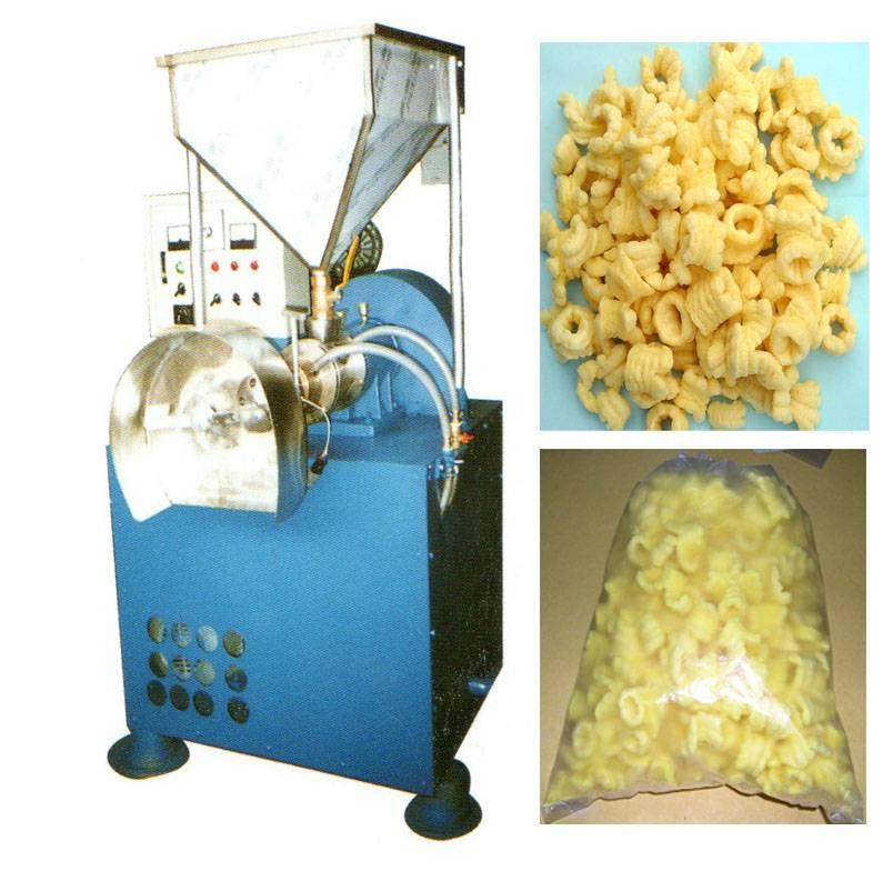 Grain Snack Extruder