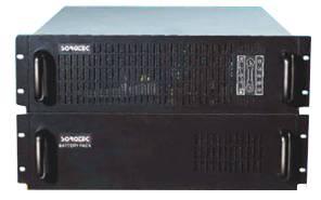 Rack Mount UPS# 1KVA~3KVA   ( IP/OP: 110/115/120VAC 50/60Hz)