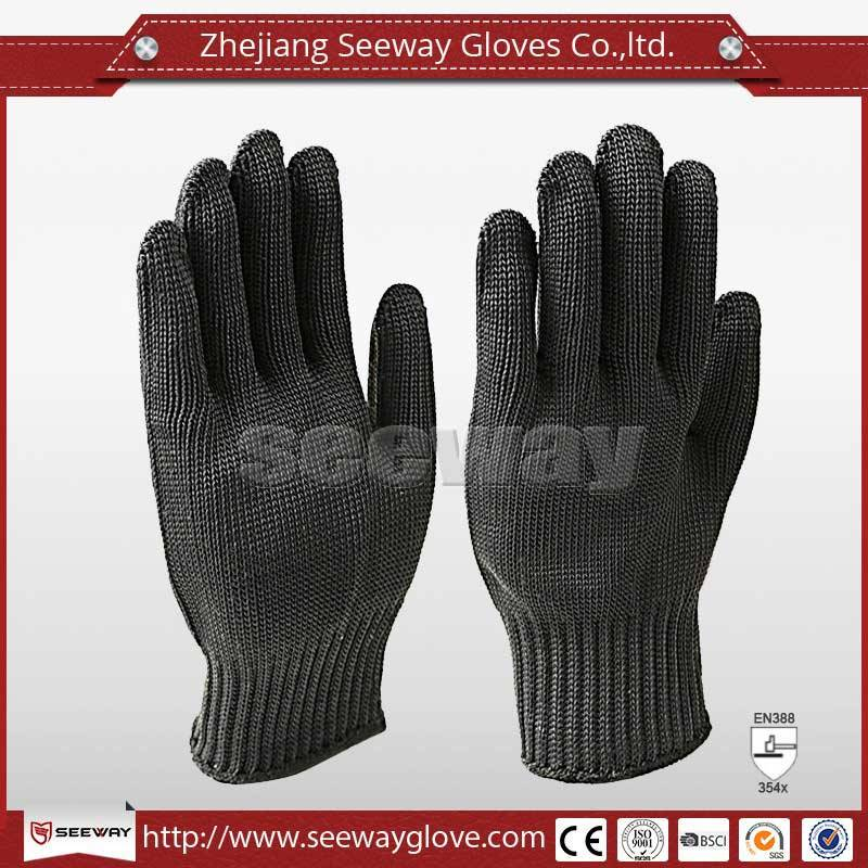 SeeWay cut level 5 police security gloves cut resistant gloves