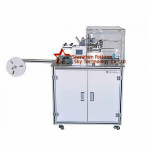 Full Automatic PV Ribbon Cutting Forming Machine (L Shape)