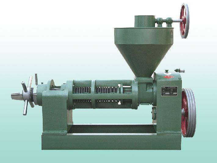 screw oil press for small scale factory