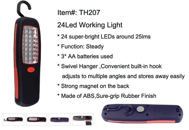 Portable Led Working Light TH207